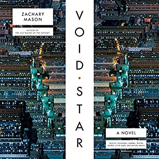 Void Star audiobook cover art
