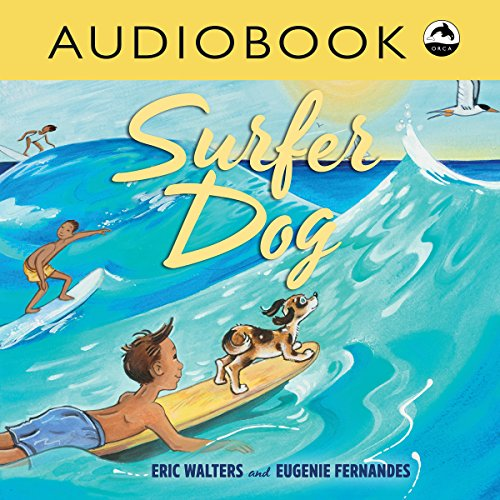 Surfer Dog  By  cover art