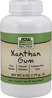 Now Foods Xanthan Gum, 170g