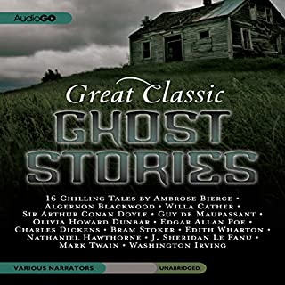 Great Classic Ghost Stories cover art
