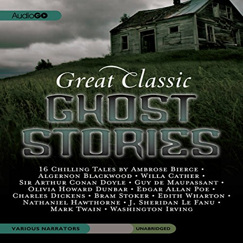 Great Classic Ghost Stories copertina