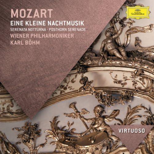 Wiener Philharmoniker, Berliner Philharmoniker, Karl Böhm & Wolfgang Amadeus Mozart