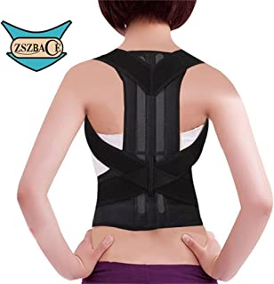 pull shoulders back brace