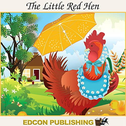 The Little Red Hen cover art