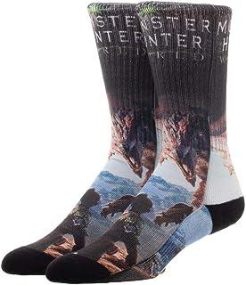 Monster Hunter: World Men's Crew Socks