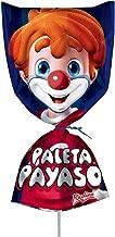 Ricolino Paleta Payaso Marshmallow Lollipop (15 ct.) - Flavor of your choice