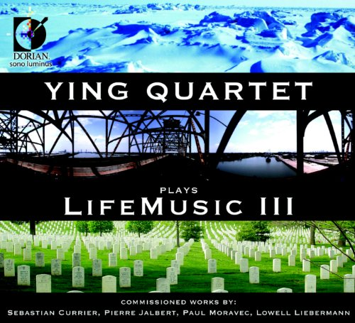 Ying Quartet Plays Life Music, Vol. 3