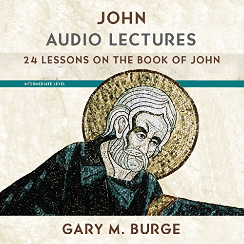 John: Audio Lectures audiobook cover art