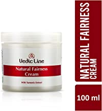 Vedicline Natural Fairness Cream With Turmeric Extract, 100ml