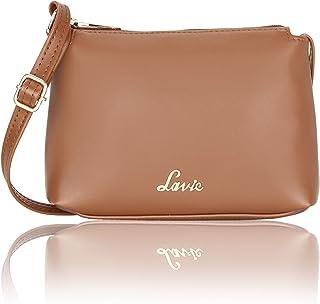 Lavie RIGEL Women's Sling Bag BROWN