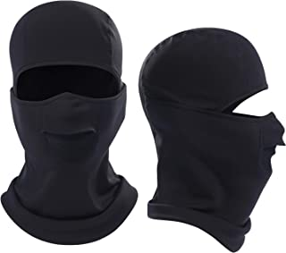 LongLong Balaclava-Ski Mask Winter Thicken Outdoor Cold Weather Face Mask Windproof Warmer Hood