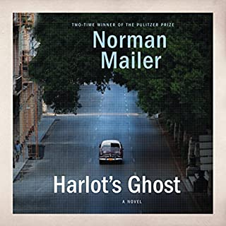 Harlot's Ghost audiobook cover art