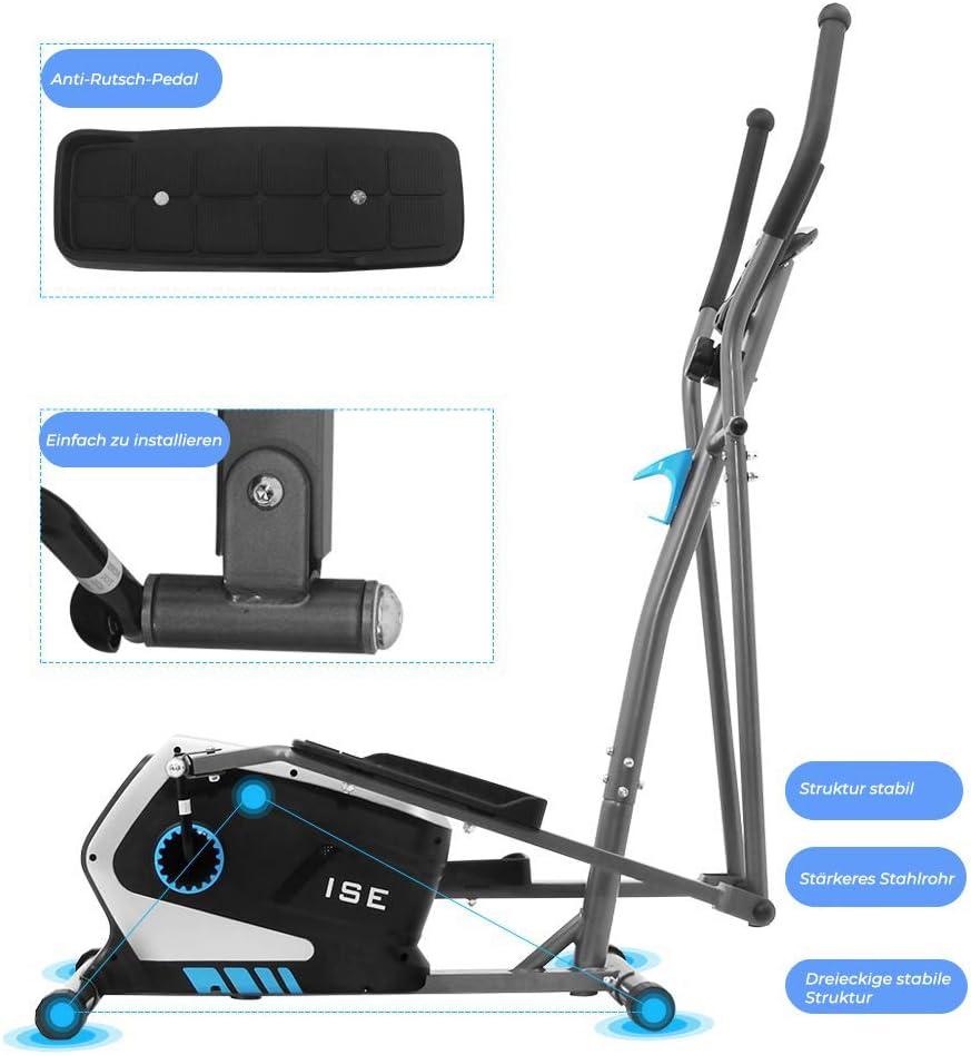 ISESY-9801Elliptical Crosstrainer - Seitenansicht