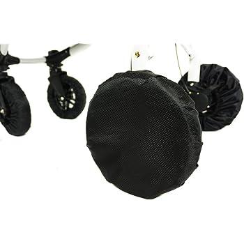 Funda para ruedas cochecito de bebé Accesorios 1 PC. Ruedas Tapas ...
