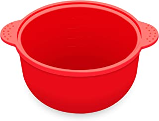 Replacement Wax Pot for Wax Warmer, Removable Silicone Pot for 500ml Home Use Wax Machine