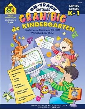 Bilingual Big Get Ready! Software Kindergarten - Book  of the BIG Workbooks