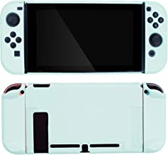 GeekShare Slim Protective Cover Case for Nintendo Switch Console and Joycon -Soft Touch and Anti-Scratch DIY Replacement S...