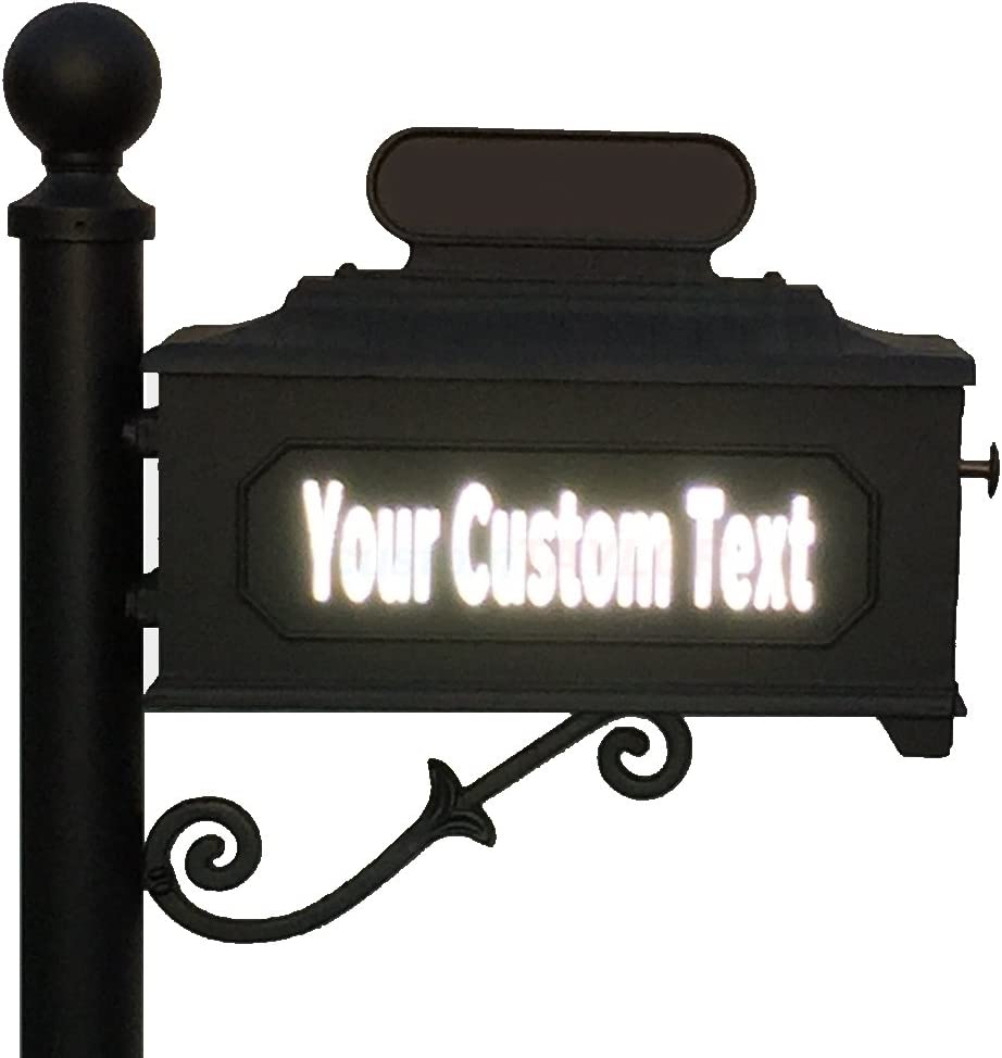 customTAYLOR33 High Award Intensity Grade Le Mailbox Reflective Custom SEAL limited product