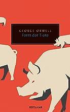 Farm der Tiere. Eine Märchenerzählung: Reclam Taschenbuch (German Edition)