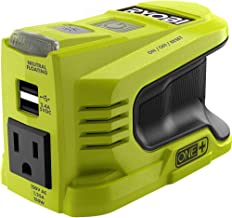 Ryobi 150-Watt Powered Inverter Generator RYi150BG (Tool ONLY, Battery, Charger NOT Included)