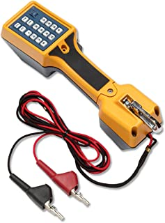 Fluke Networks 22800009 TS22 Telephone Test Set with Angled Bed-of-Nails Clips