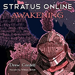 Stratus Online: Awakening  audiobook cover art