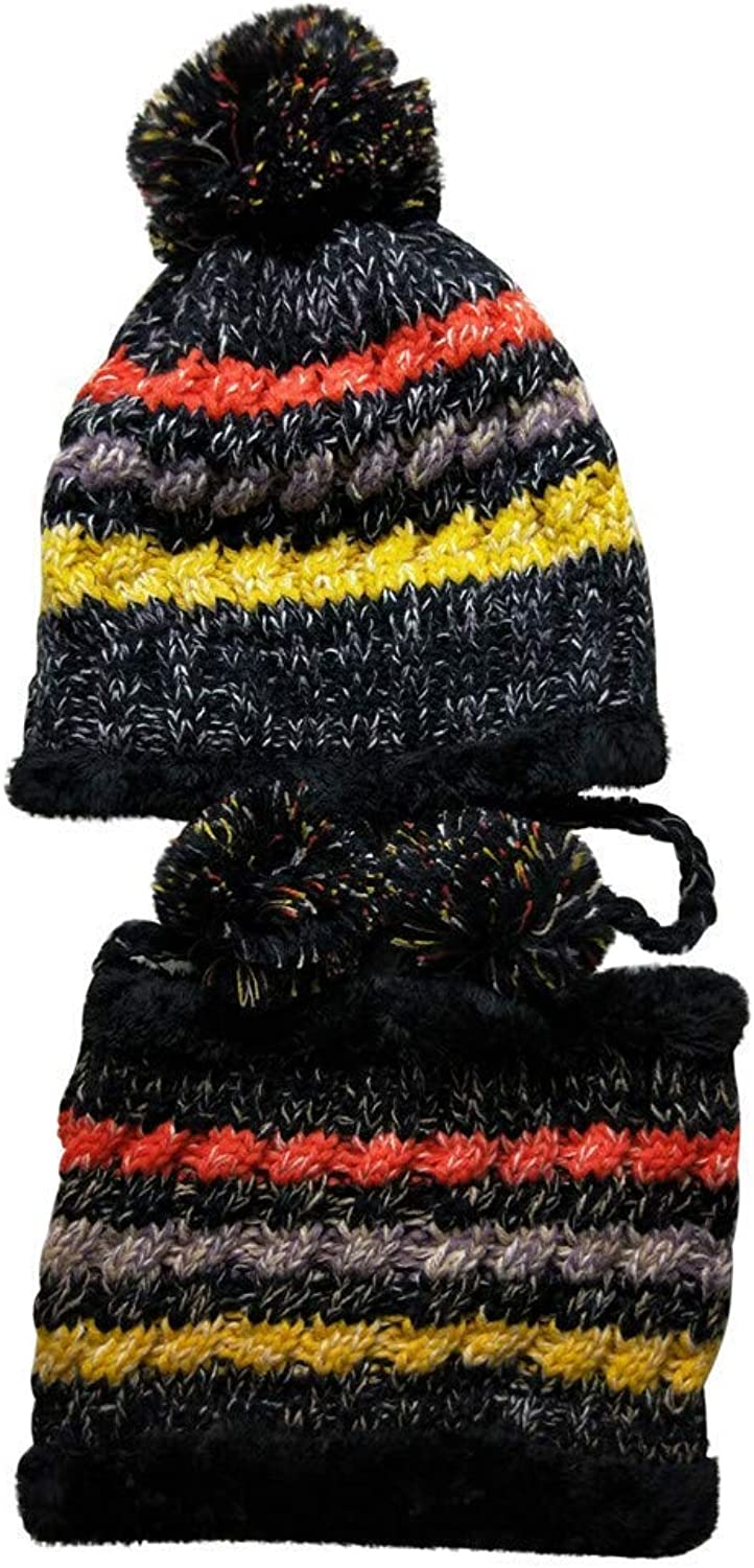 MaxTide Women's Winter Chunky Knitted Rib Hat