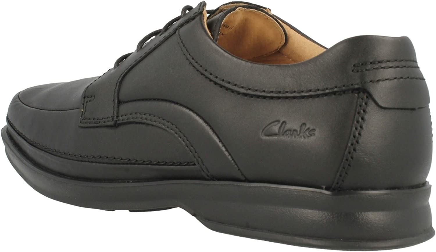 Mens Clarks Wide Fitting Lace Up Shoes Scopic Way
