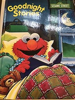 Hardcover Sesame Street Goodnight stories Book