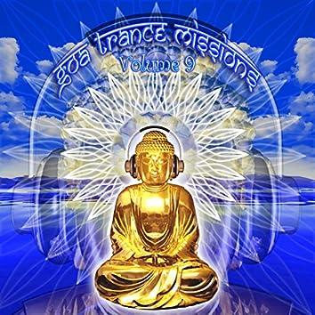 Goa Trance Missions v.9 (Best of Psy Techno, Hard Dance, Progressive Tech House Anthems)