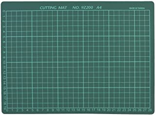 avec tapis de papier de coupe stationnaire de conception(A4 single-sided green)