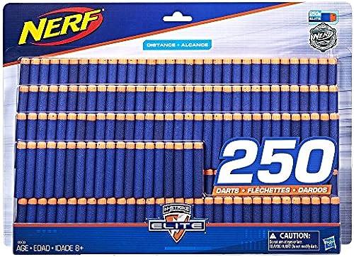 Hasbro B6130EU5 N-Strike A 250 Elite Dart Pack