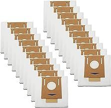 LemonQueen 20 Pack Disposable Dust Bag for ECOVACS Deebot T8 AIVI / T8 / N8 Pro Plus / N8 Pro / DX93 / DDX96 Robot Vacuum ...
