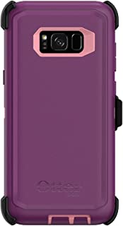 OtterBox Defender Series Case & Holster for Galaxy S8 Plus (ONLY) - Vinyasa (Renewed)