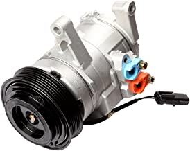 OCPTY CO 10801C A/C Compressor Clutch Assembly Compatible for Chrysler Aspen Dodge Durango Jeep Commander Jeep Grand Cherokee