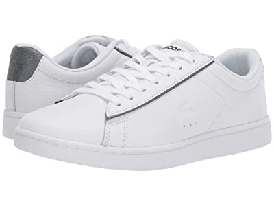 Lacoste Carnaby Evo 319 9 (White/Black) Women