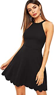 Best short black halter neck dress Reviews