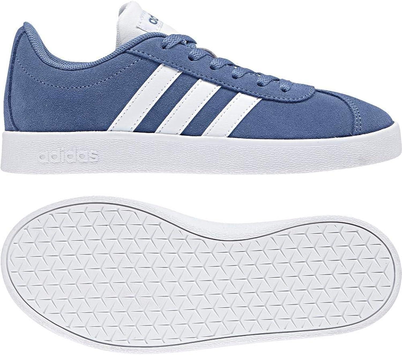 Adidas Unisex-Kinder Vl Court 2.0 K Gymnastikschuhe weiß 36 EU B075GYH1DG  Im Gegensatz zu demselben Absatz