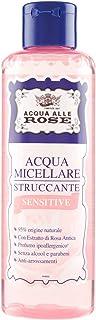 Acqua alle Rose Acqua Micellare Struccante, Detergente Viso Pelli Delicate, 200 ml