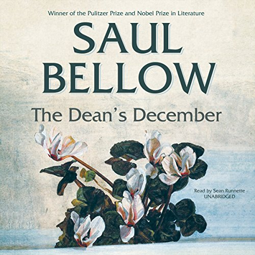 The Dean's December audiobook cover art