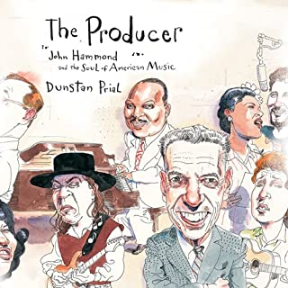 The Producer audiobook cover art