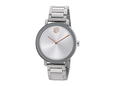 Movado Evolution 3600647 (Silver) Watches