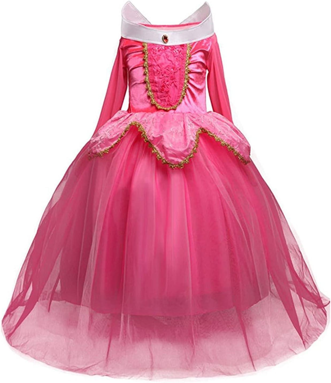 Children's supreme Costume Snow Girls Princess C Dress Max 87% OFF Halloween