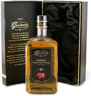 Whisky Glen Breton 10 Y.O. Rare Malt Whisky - Canada