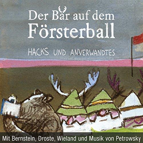 Der Bär auf dem Försterball audiobook cover art