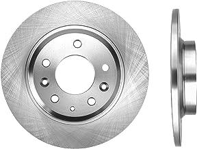 CRK15076 REAR Premium Grade OE 280 mm [2] Rotors Set [for Ford Fusion Lincoln MKZ Zephyr Mercury Milan Mazda 626 MX-5]