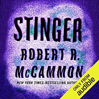 Stinger                   By:                                                                                                                                 Robert R. McCammon                               Narrated by:                                                                                                                                 Nick Sullivan                      Length: 18 hrs and 41 mins     14 ratings     Overall 4.1