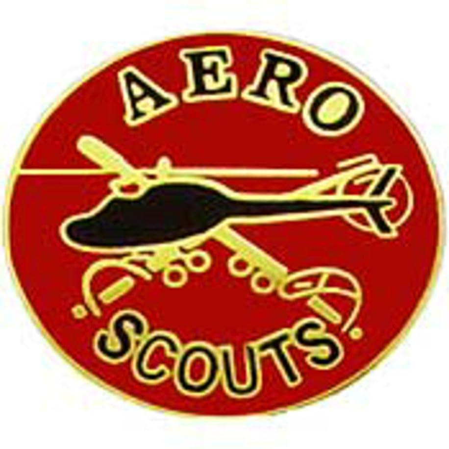 EagleEmblems P15625 Pin-Army,Aero Scouts (1.5'')