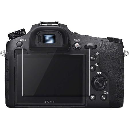 Atfolix Glasfolie Kompatibel Mit Sony Dsc Rx10 Iii Kamera