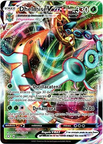 Dhelmise VMAX - 010/072 - Full Art - NM/M